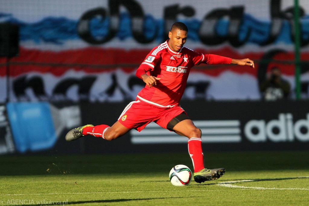 Marcelo znowu w koszulce Wisły. Mecz Gwiazdy dla Białej Gwiazdy.