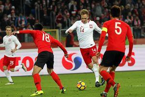 Łukasz Teodorczyk strzela bramkę w Belgii. Anderlecht wygrywa
