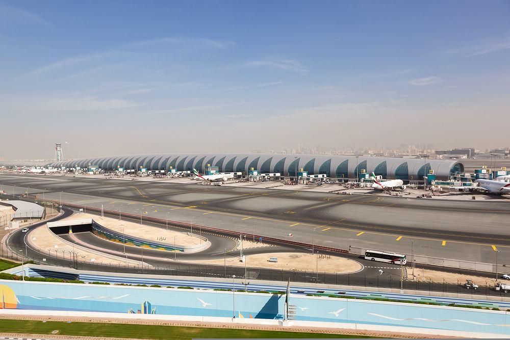 Zjednoczone Emiraty Arabskie wyłączone z zakazu lotów