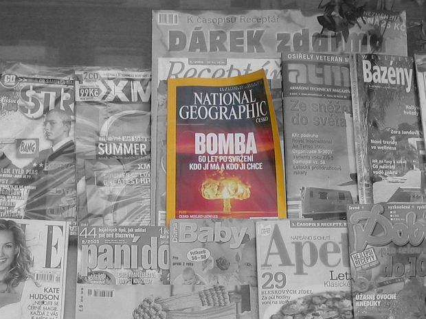 Prenumerata czasopism podróżniczych