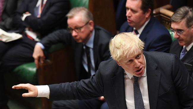 """Brexit. Boris Johnson chce wyborów. Miałyby się odbyć 12 grudnia. """"Naszym obowiązkiem jest zakończyć ten koszmar"""""""