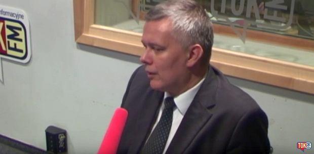 Tomasz Siemoniak w TOK FM