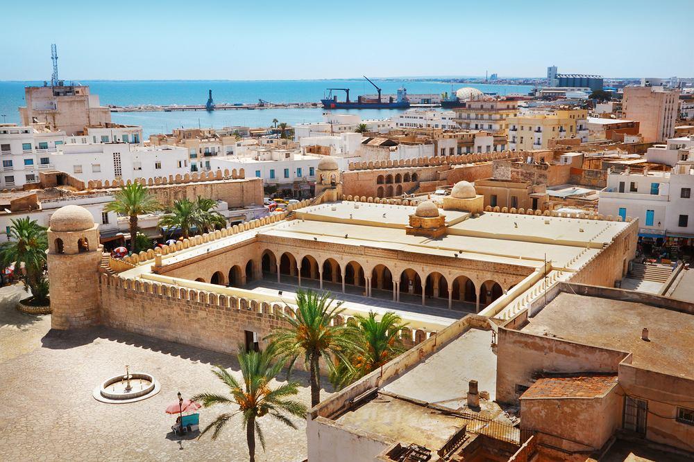 Sousse, Tunezja / shutterstock