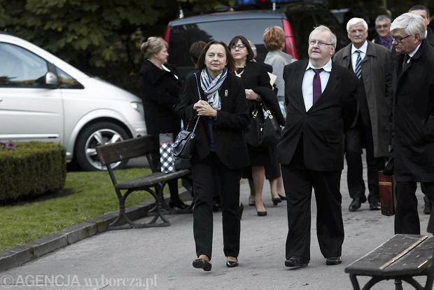 29.09.2013 Gdansk , 70 urodziny Lecha Walesy Nz.Katarzyna Hall  fot. Rafal Malko/Agencja Gazeta
