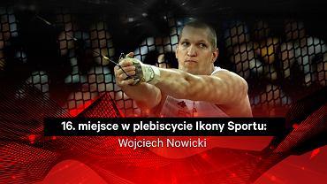 Wojciech Nowicki 16. w plebiscycie Ikony Sportu
