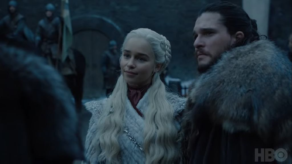 Ósmy sezon 'Gry o Tron'. Daenerys Targaryen i Sansa Stark w końcu się spotkają