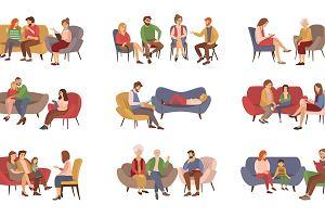 Terapeuci spotykają się z innymi terapeutami