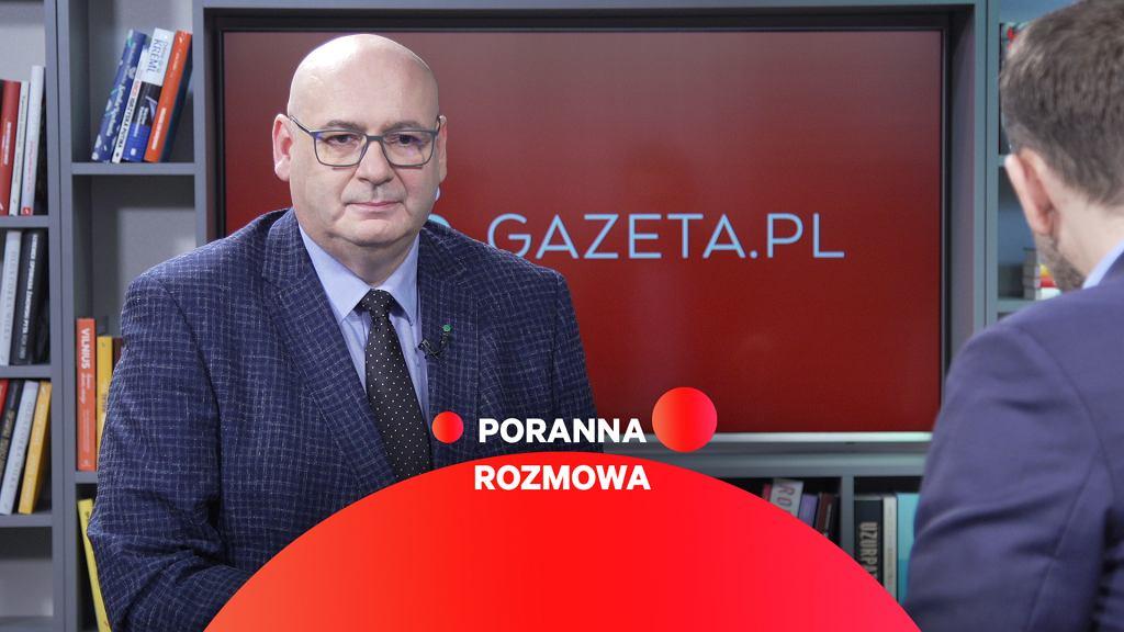 Piotr Zgorzelski z PSL, wicemarszałek Sejmu