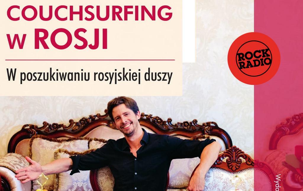 Couchsurfing okładka