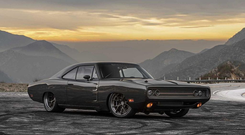 Speedkore Dodge Charger 1970 Hellephant