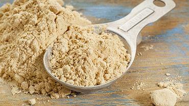 Mąka z korzenia macy