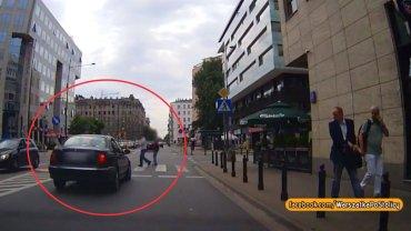 Jak warszawiacy jeżdżą na ulicach
