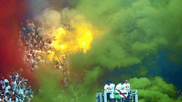 Mecz finału Pucharu Polski Legia Warszawa-Arka Gdynia