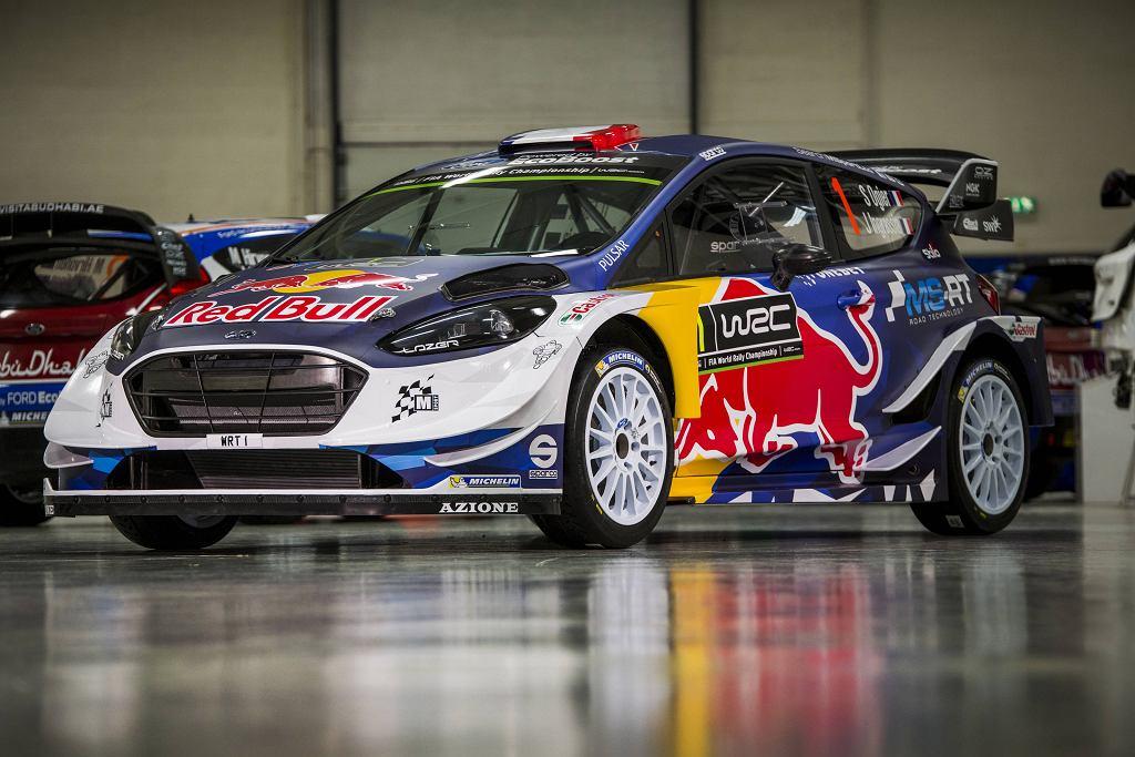 Ford Fiesta WRC Sebastiena Ogiera
