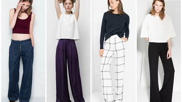 HIT: szerokie spodnie