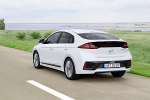 Test Hyundai IONIQ Hybrid - ciągle w formie
