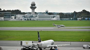 Wieża kontroli lotów / zdjęcie ilustracyjne