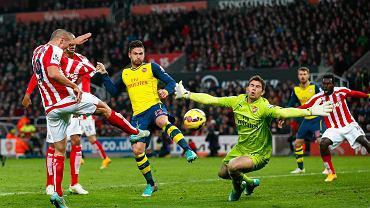 Premier League. Stoke - Arsenal 3:2