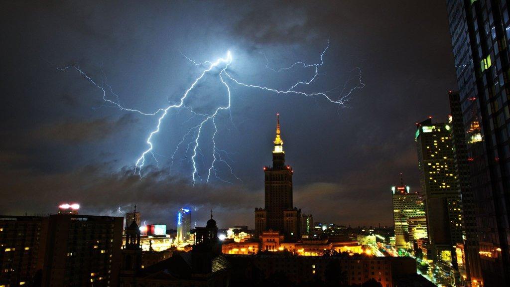 fot. Pogoda w stolicy, jak i w okolicy/facebook.com