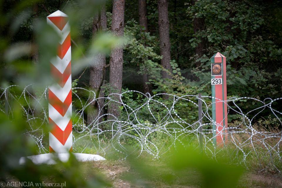 Polsko-białoruska granica