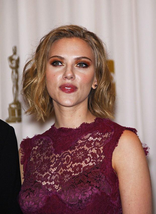 Scarlett Johansson - Oscary 2011