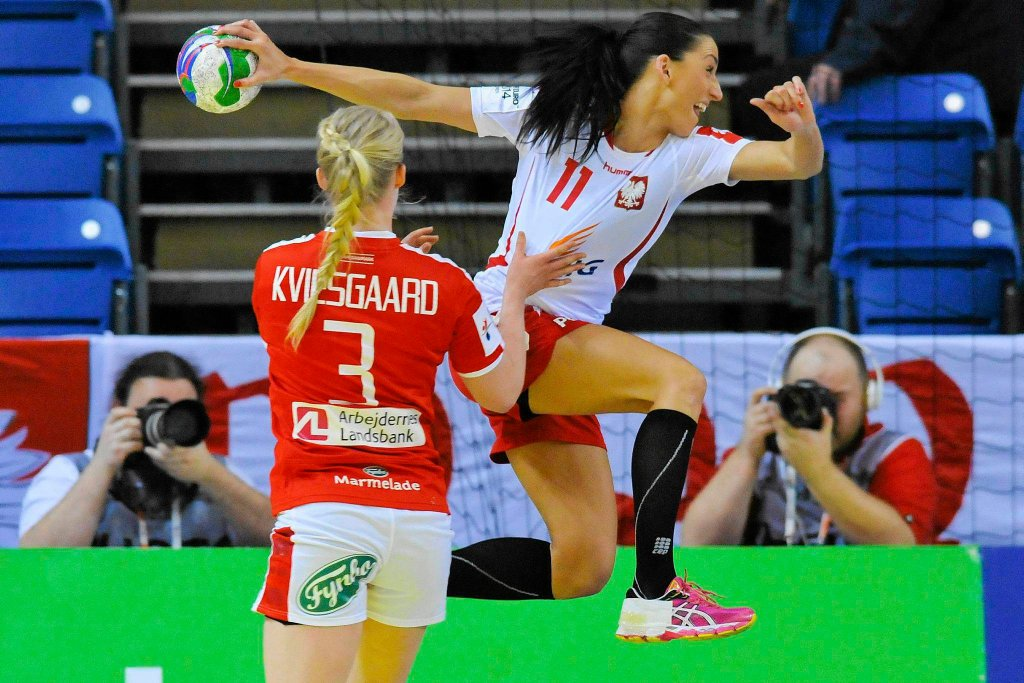 Maibritt Kviesgaard i Kinga Grzyb