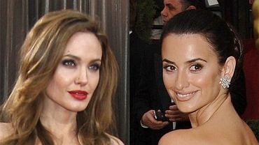 Oscary - Angelina Jolie i Penelope Cruz