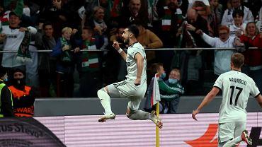 Legia zarobiła ogromne pieniądze po dwóch zwycięstwach w Lidze Europy