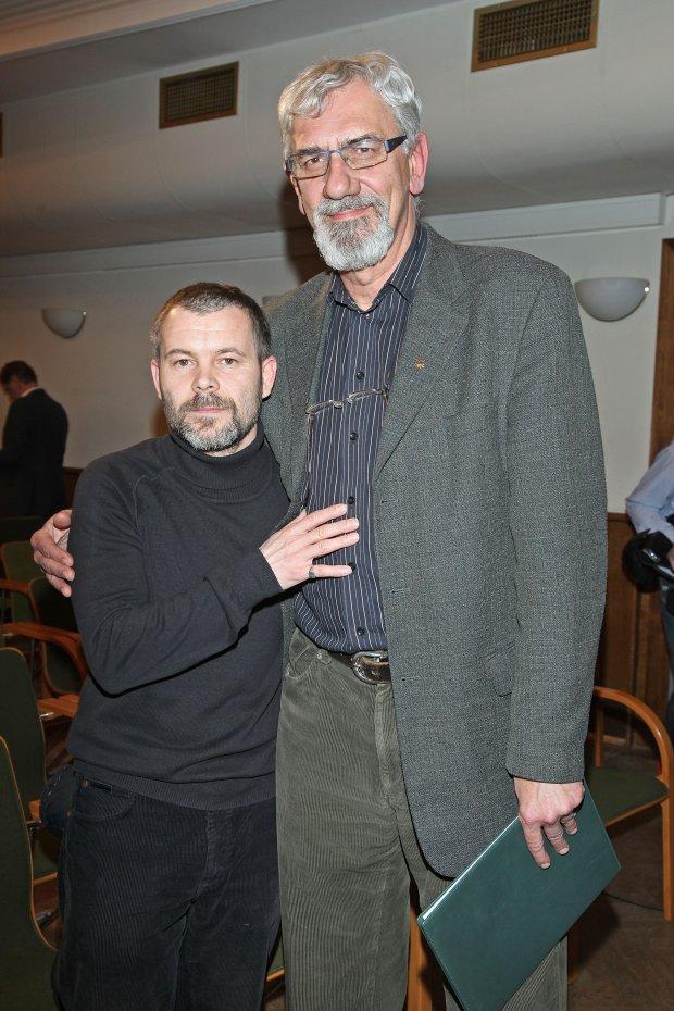 Wiktor Zborowski i Jacek Braciak
