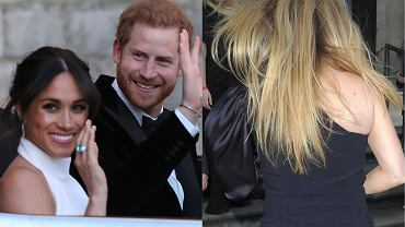 Księżna Meghan i książę Harry / Ellie Goulding