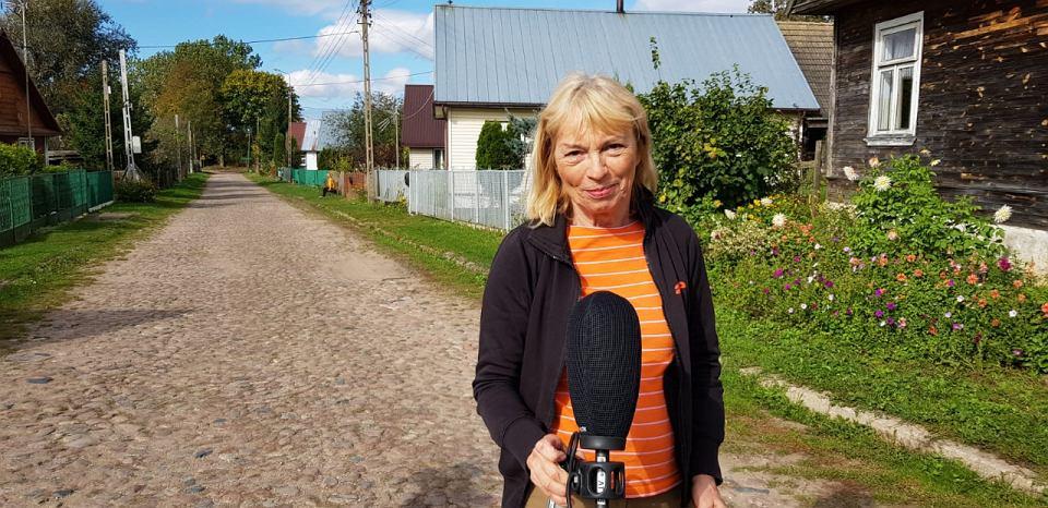 Ulrike Dässler, reporterka ARTE TV.