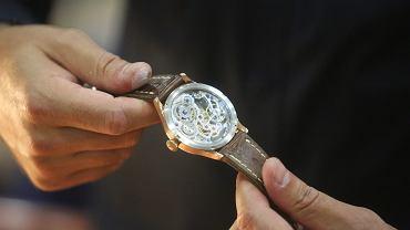 Zegarek, zdjęcie ilustracyjne.