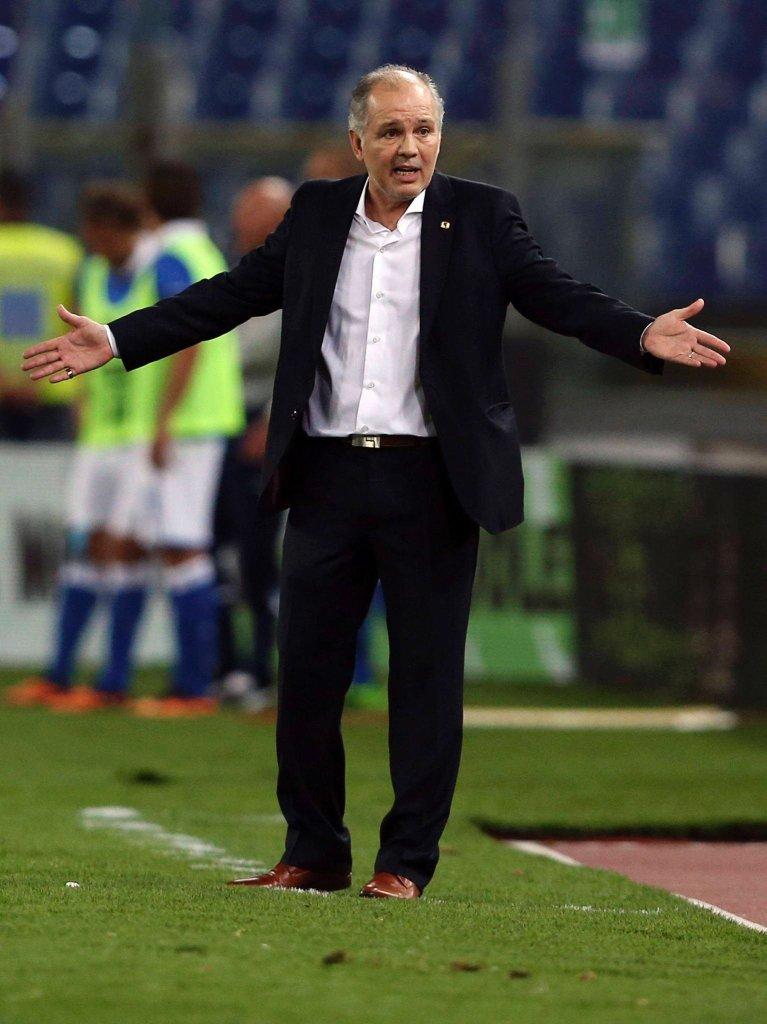 Trener Argentyny Alejandro Sabella