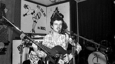 Warszawa, 1981. Kabaret pod Egidą i Jacek Kaczmarski