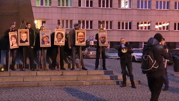 Demonstracja Ruchu Narodowego w Katowicach