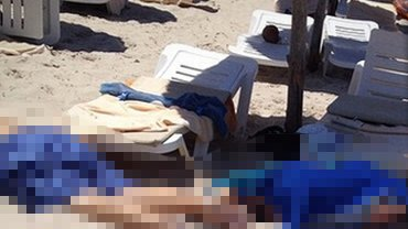 Zamach w kurorcie Susa w Tunezji