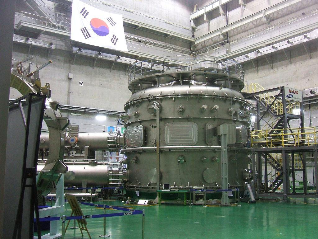 Projekt KSTAR - 8.08.2007