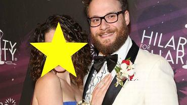 Seth Rogen i Lauren Miller