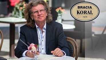 Zbigniew Wodecki w reklamie lodów Koral