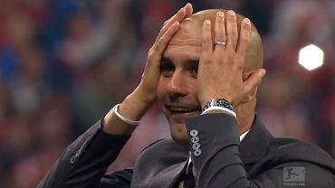 Pep Guardiola zdumiony wyczynem Roberta Lewandowskiego