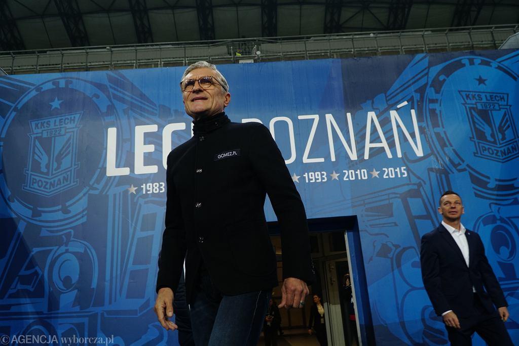 Adam Nawałka, Lech Poznań
