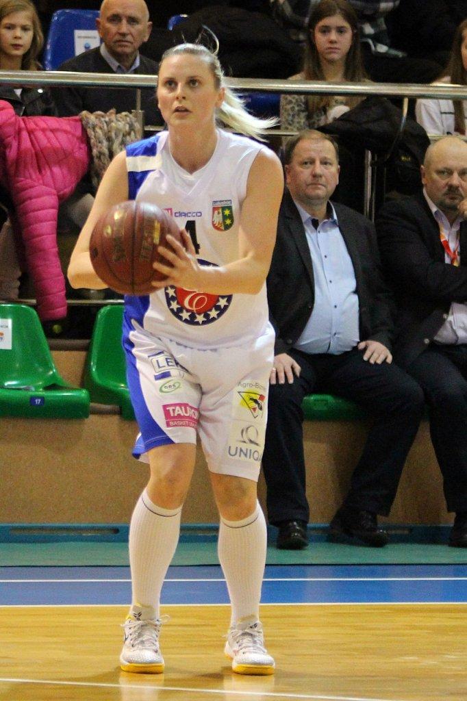 Tauron Basket Liga Kobiet: KSSSE AZS PWSZ Gorzów - CCC Polkowice po dogrywce 81:79