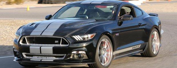 Shelby GT   Mustang, którego Hellcat może się bać