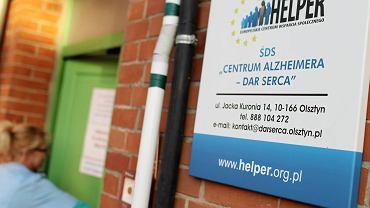 Europejskie Centrum Wsparcia Społecznego Helper w budynkach dawnych koszar przy ul. Kuronia w Olsztynie