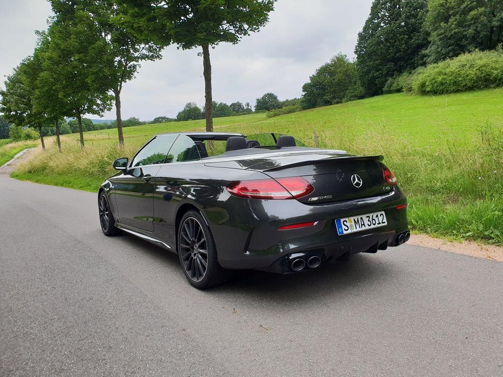 Nowy Mercedes-AMG C43