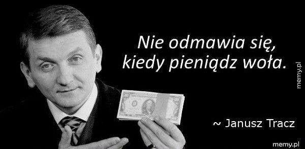 Zdjęcie numer 5 w galerii - Internet pokochał Janusza Tracza. Będzie miał swój serial?