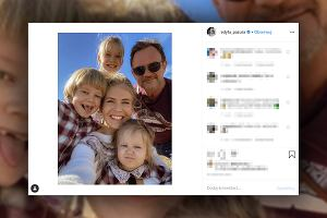 Edyta Pazura zabrała córkę na wycieczkę helikopterem. Jak zareagowała? Pokazała zdjęcie: Nie jest miłośniczką