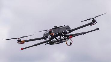 Szkoła latania Dronami RC
