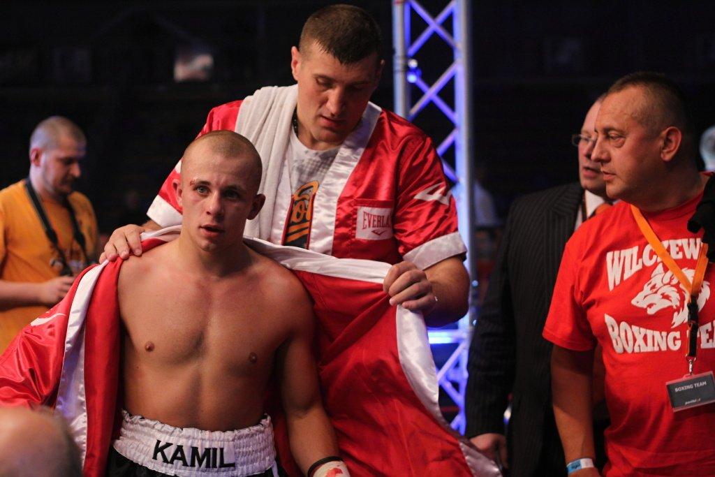 Mariusz Wach i Kamil Łaszczyk