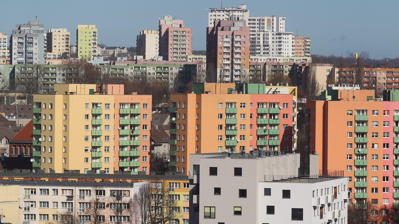 Osiedla w Szczecinie